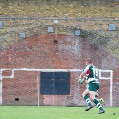 Basildon XV v Millwall 30th September