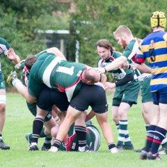Basildon First XV v Upminster 9th October