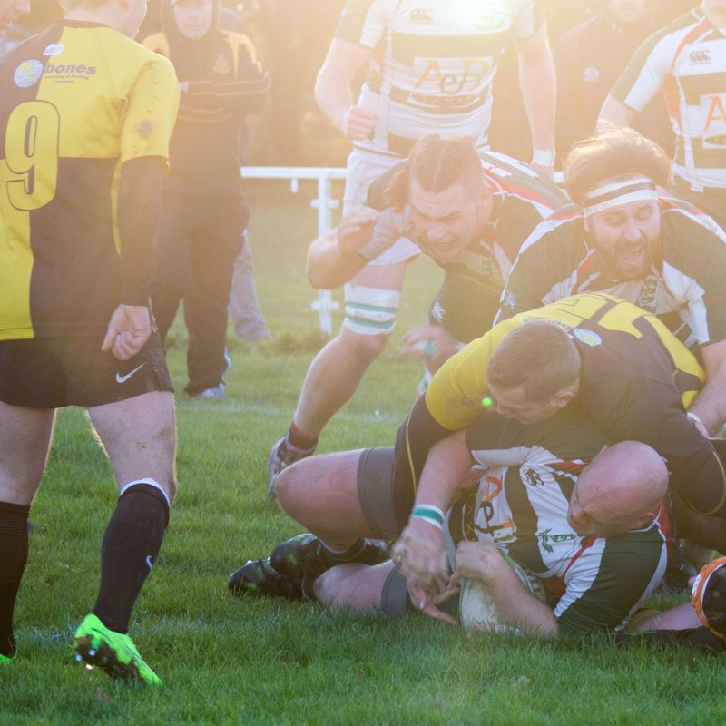 Basildon First XV Win at Braintree RFC