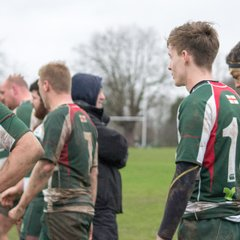 Basildon 1st XV v Upminster 27th January 2018
