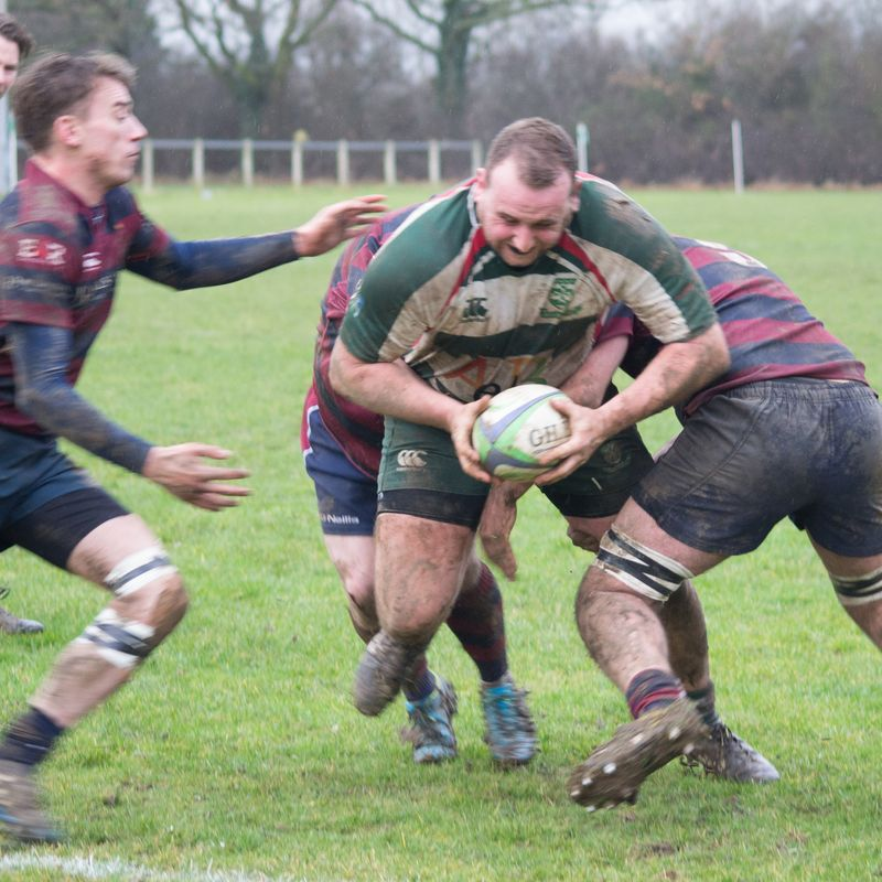 Basildon First XV Win vs East London RFC
