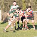 Basildon First XV Win v Campion RFC.