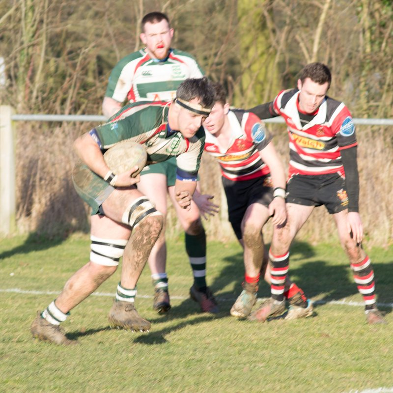 Basildon First XV Win vs Campion RFC