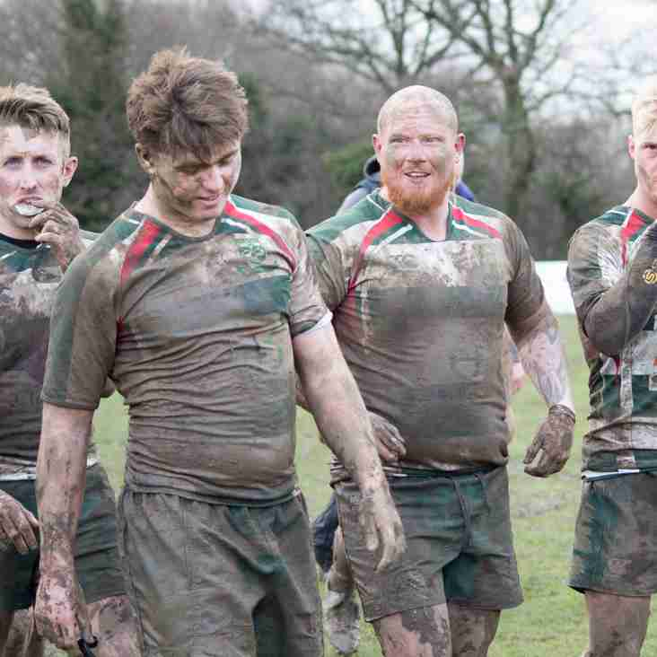 Basildon First XV Close in on League Title