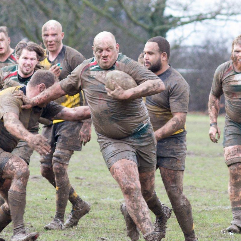 Basildon First XV Win vs Braintree RFC