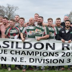 Basildon 1st XV v Maldon RFC 7th April