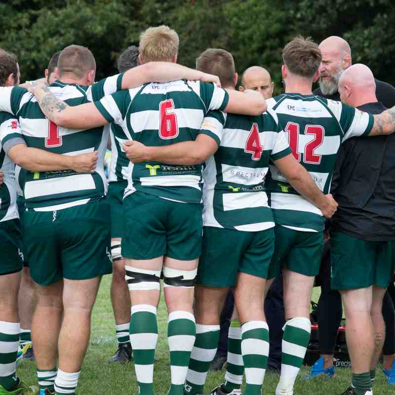 1st XV v Woodford RFC 8th September