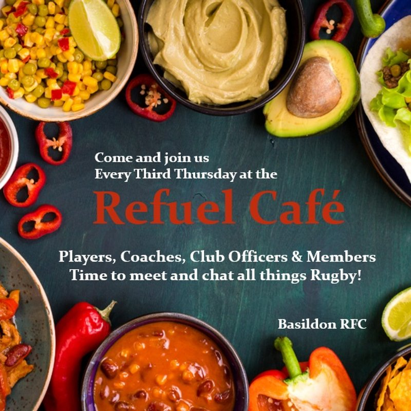 Third Thursdays at the Refuel Cafe