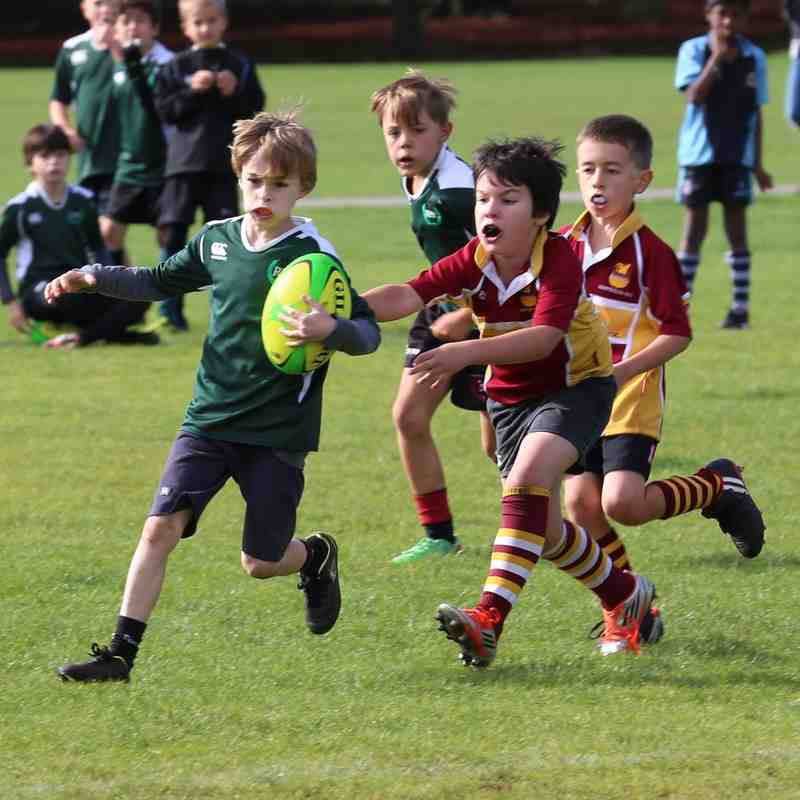 U9s vs Hampstead Sunday 25 September