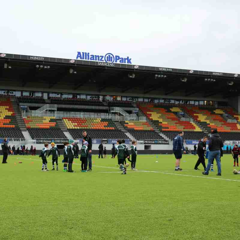 RPR U9s at Allianz Park 20 Nov 2017