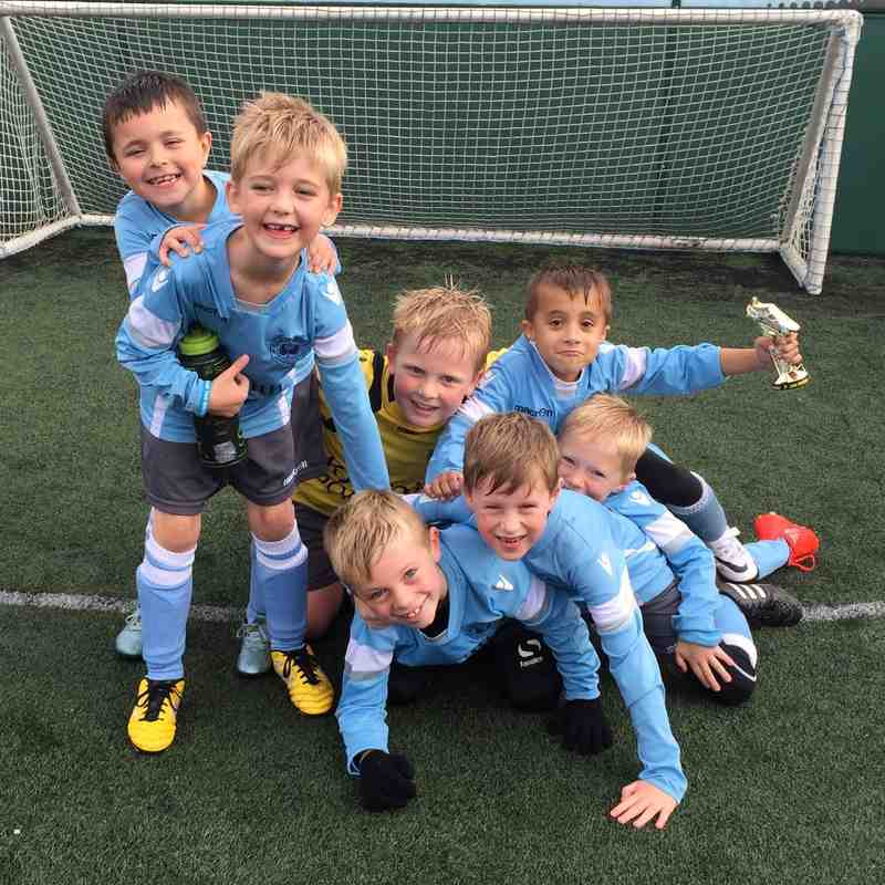 Woodley United Hurricanes U8