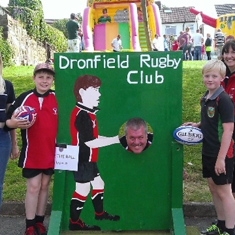 Aviva Community Fund - Dronfield Rugby Club Needs Your Vote ASAP