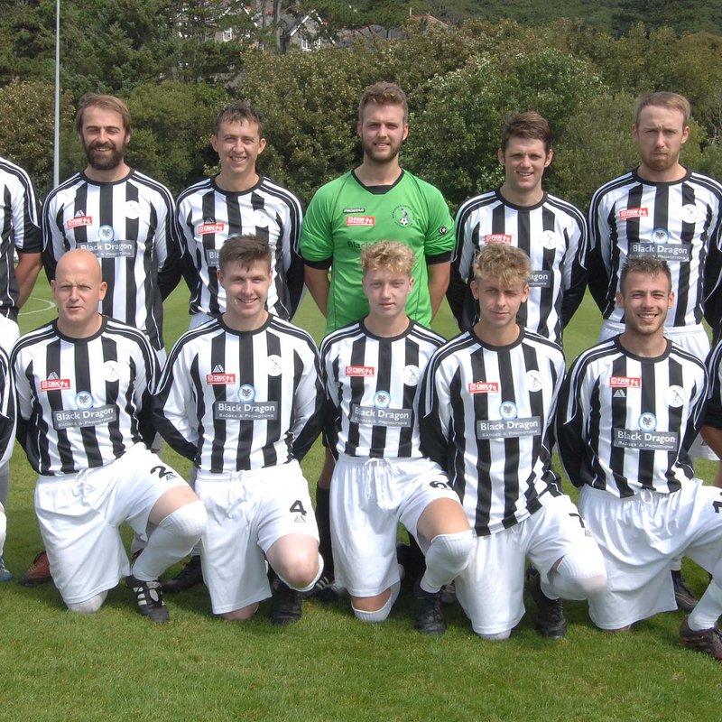 Barmouth & Dyffryn Utd 2 - 2 Llandyrnog Utd