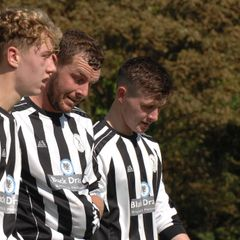 Barmouth and Dyffryn Utd 3-5 Conway Borough 25/8/17 Pictures by Rod Davies Photography