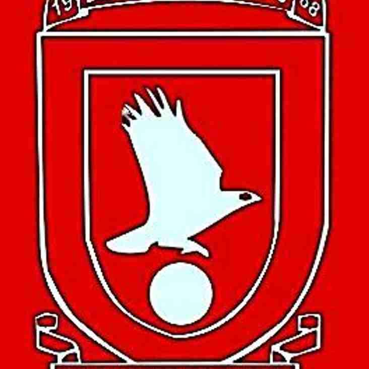 4th Game Against Llanrug Utd