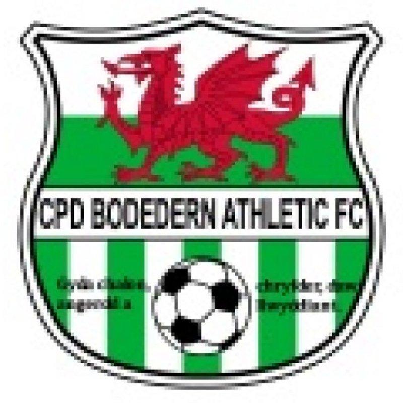 1st Team lose to Bodedern Ath 3 - 0