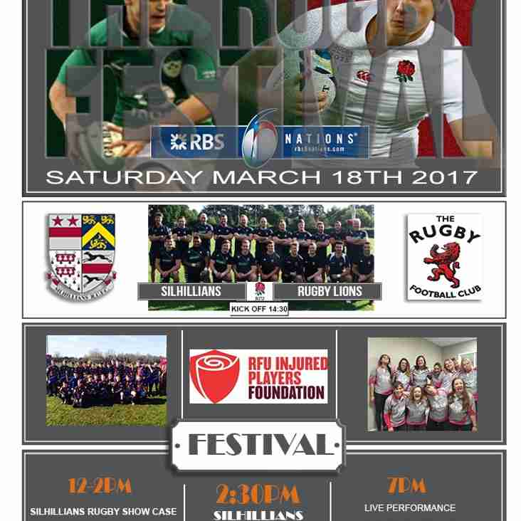 The Rugby Festival