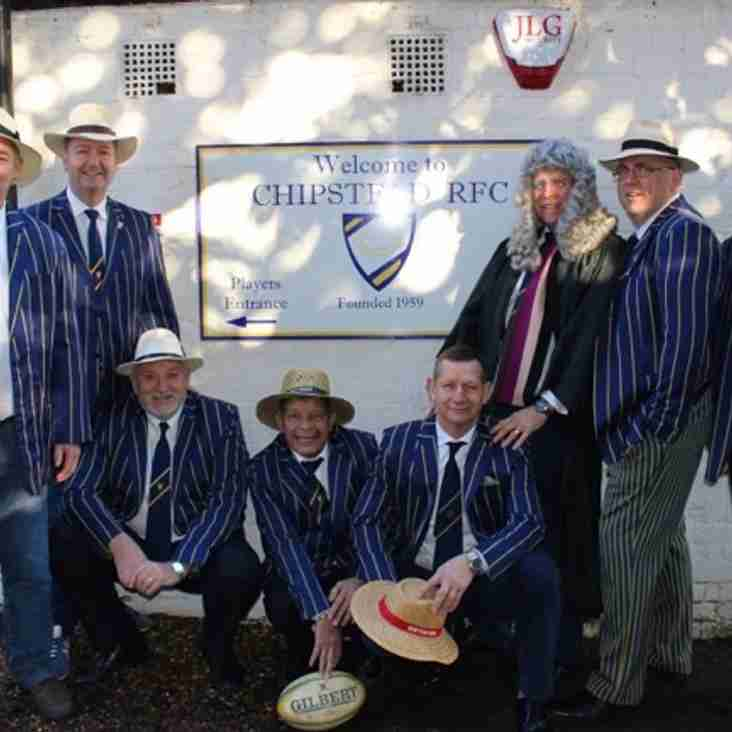 The 2016 Chipstead 'Shut' - Friday 1st July