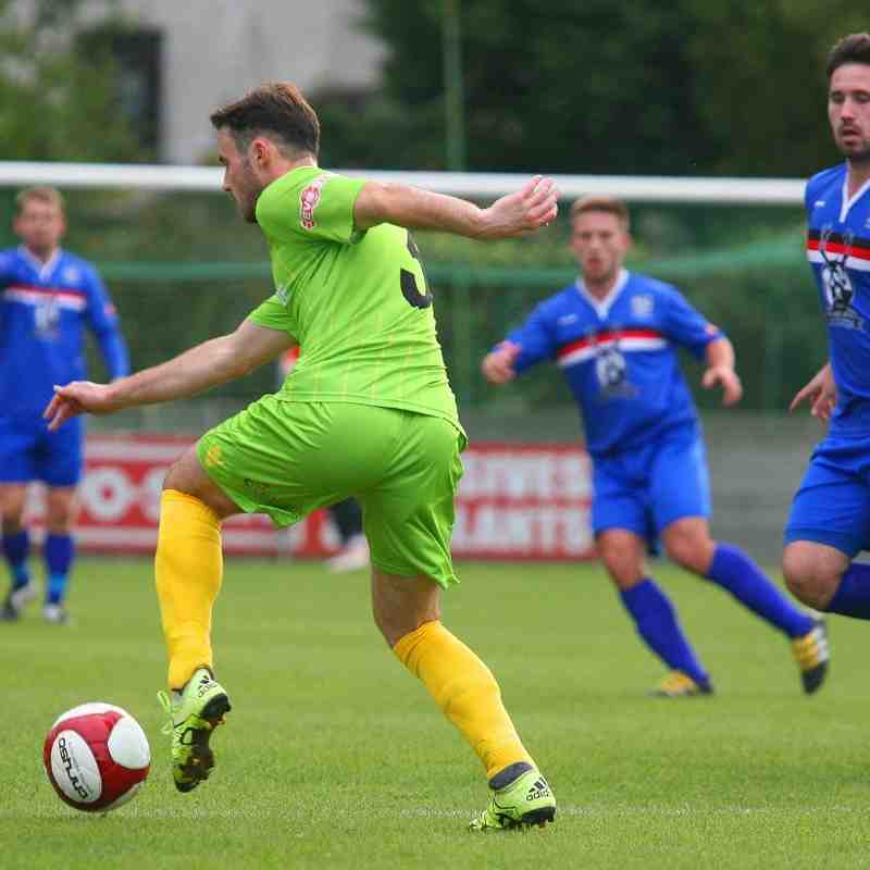 Barwell vs Whitby Town