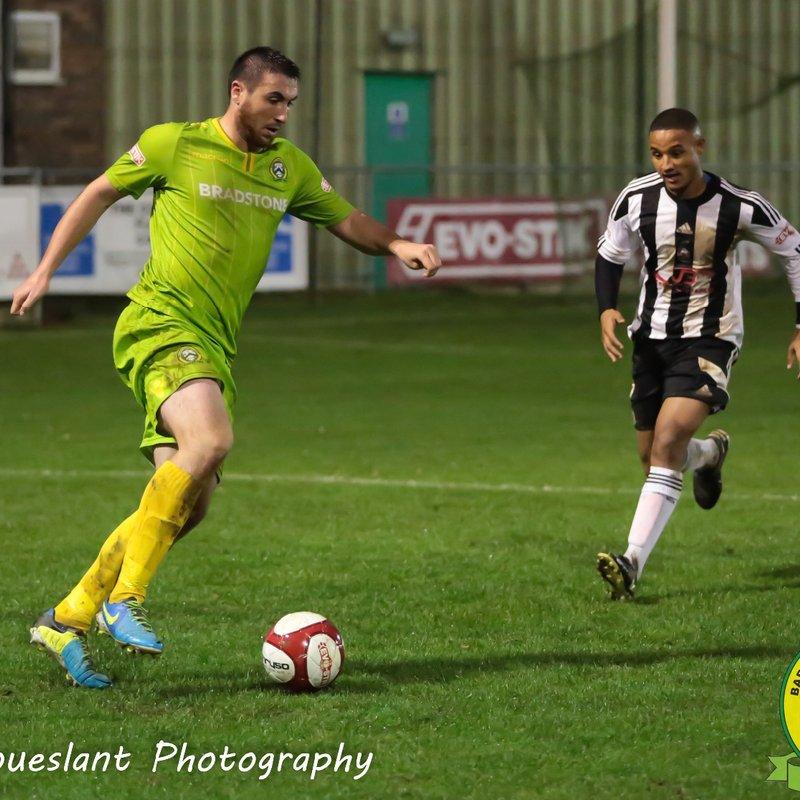 Strong team performance delights goalscorer Ball