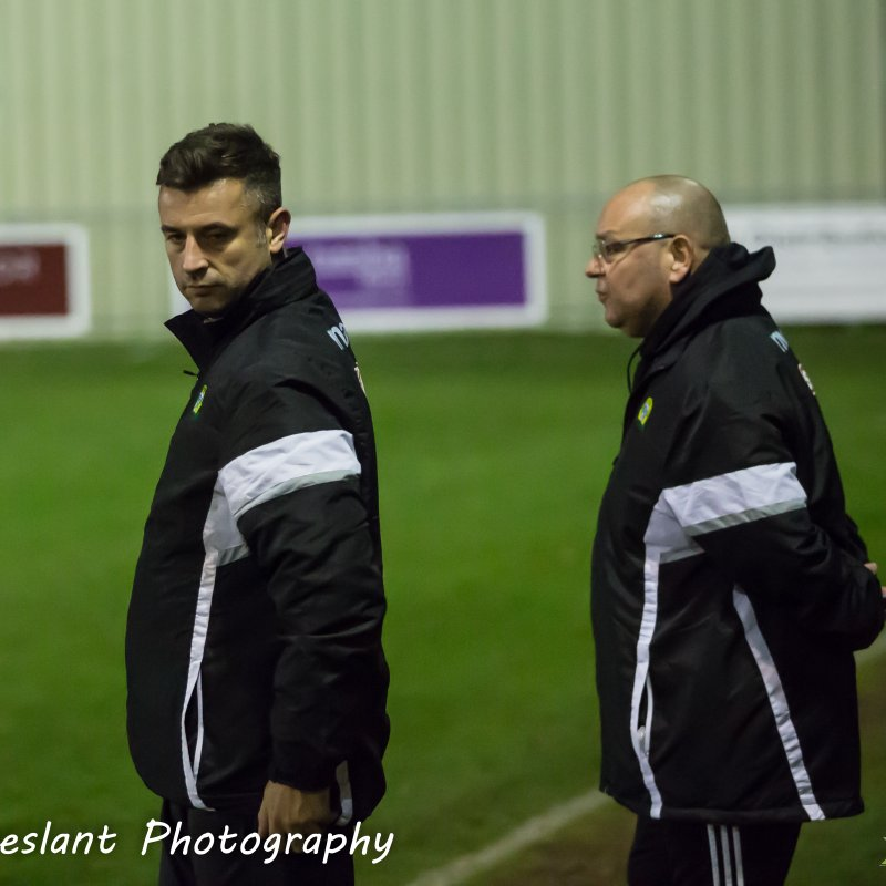 Ginnelly previews Skelmersdale clash