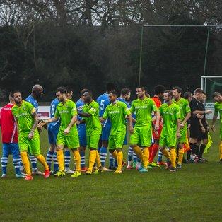 Barwell 4-1 Ashton United