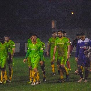 Barwell 1-2 Frickley Athletic
