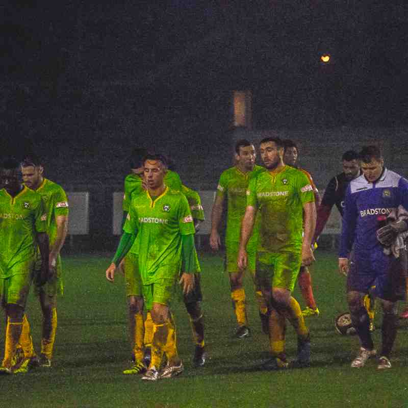 Barwell vs Sutton Coldfield Town