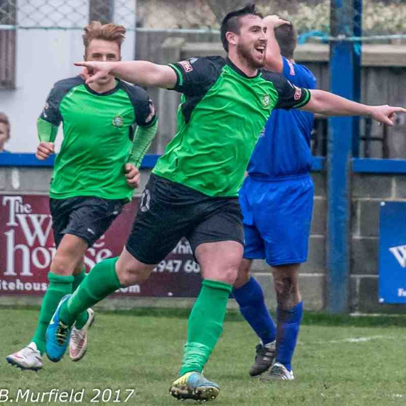 Whitby Town vs Barwell