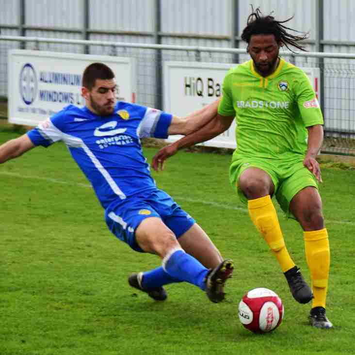Meade, Myself and I: Striker on life at Barwell