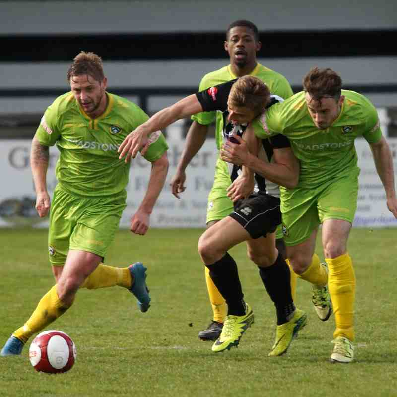 Spennymoor Town vs Barwell