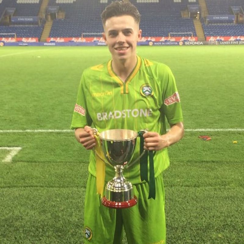 Baldwin caps off debut Barwell season with Challenge Cup Final goal