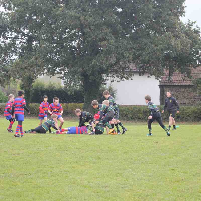 Frampton vs North Bristol U11s