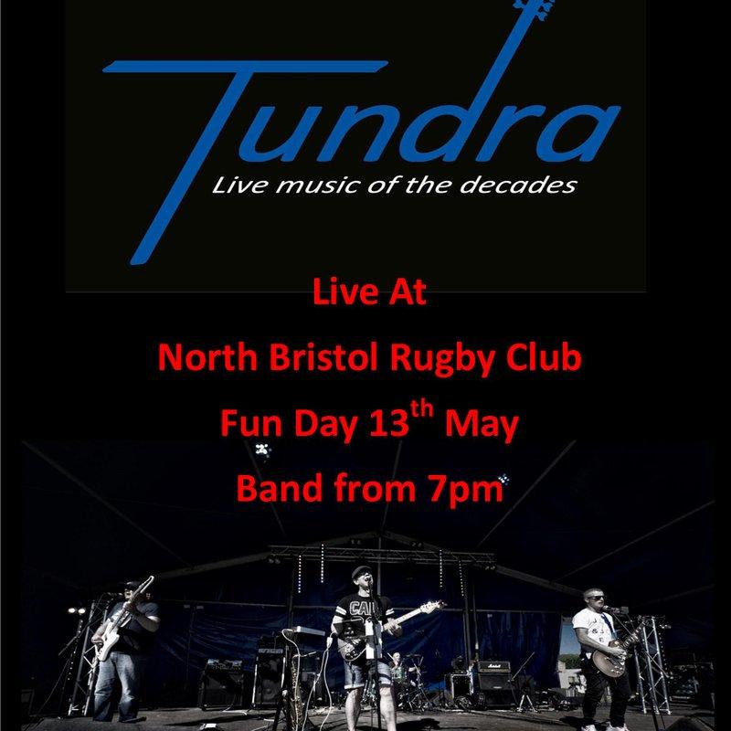 Tundra Live at the Fun Day Saturday 13th May