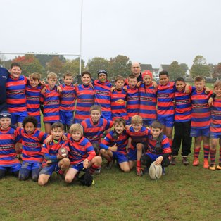 Excellent First Matches of the Season for the U12s