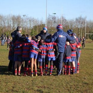 Super Mornings Rugby at Cleve for U12s