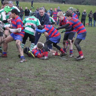Great Battle Against Chew Valley
