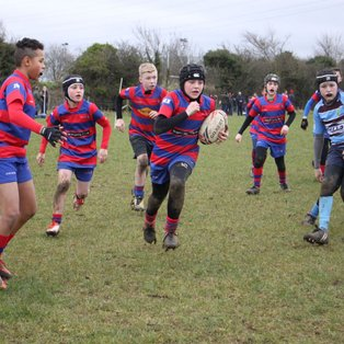 Fine Match for the U12s