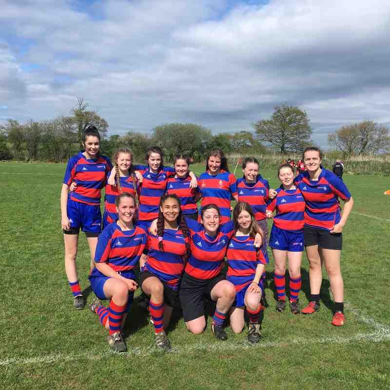 U18s Girls vs Bradford-on-Avon