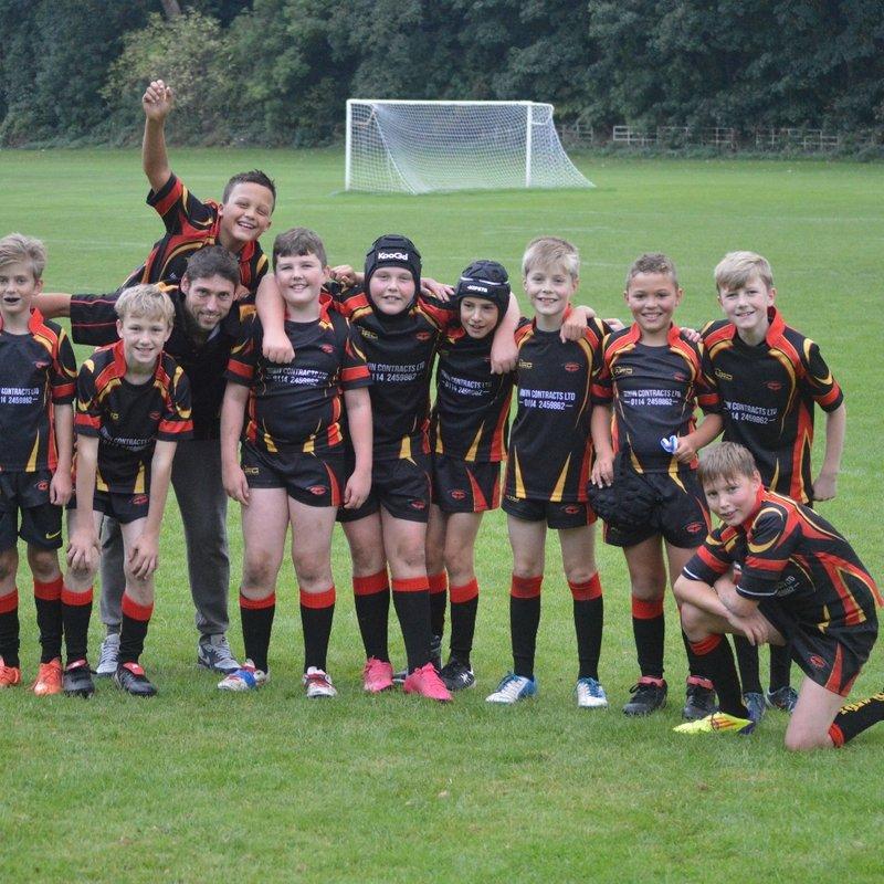 Hillsborough Hawks Under 10's October 2016
