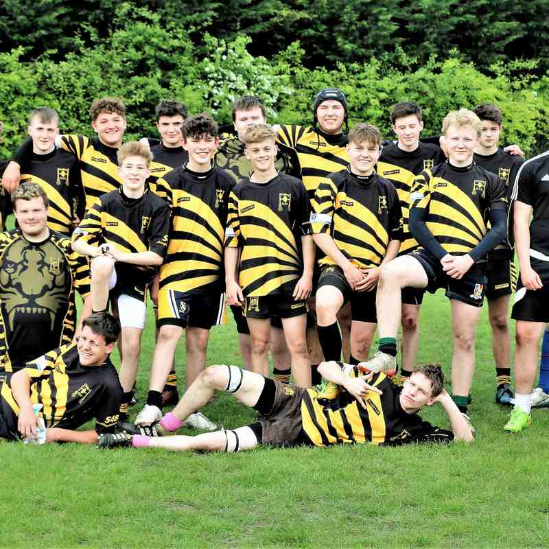 Tadley Tigers RFC vs Eastleigh RFC