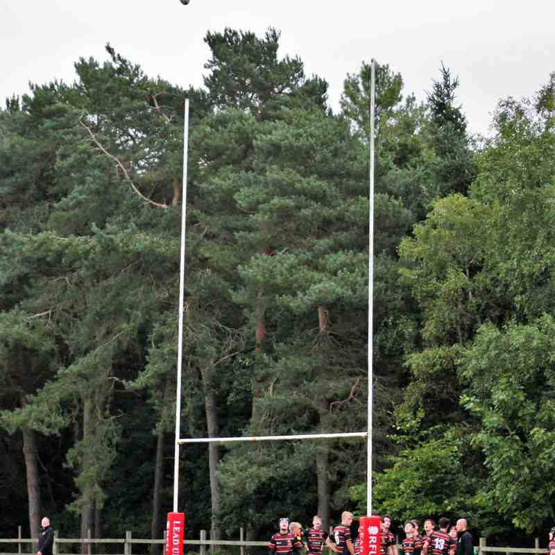 Colts Vs Hungerford RFC - Sept.10 2017