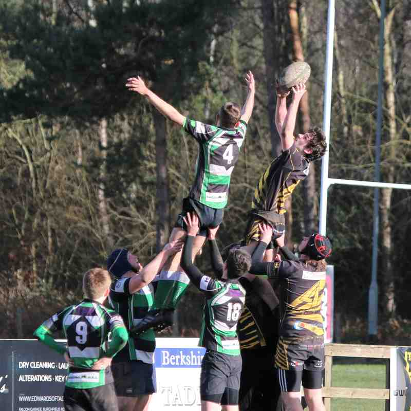 Colts Vs Tottonians Feb.11 2018