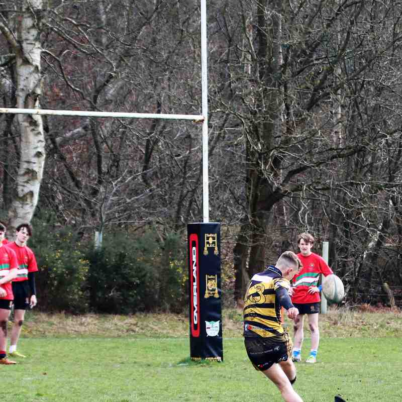Colts Vs Petersfield March.25 2018