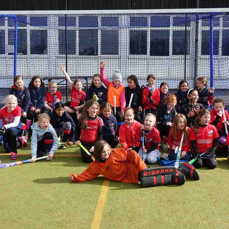 Colfe's Tournament 5th March 2017 - Under 10 Girls