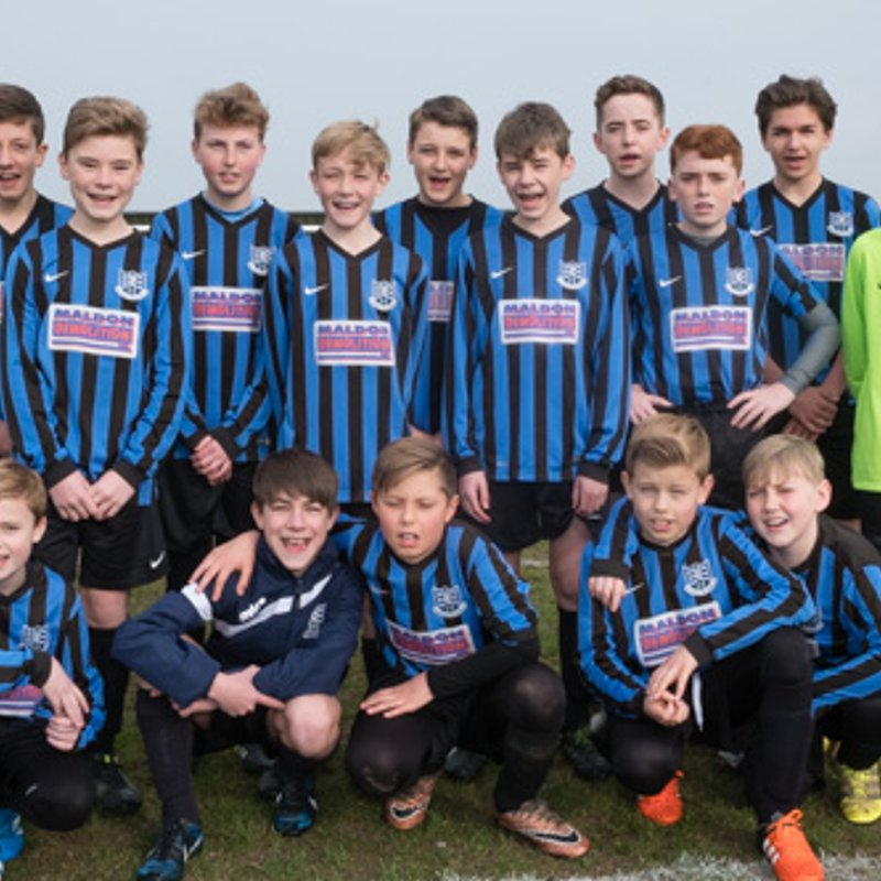 HPFC U13's Jets lose to Sporting 77 FC 1 - 0