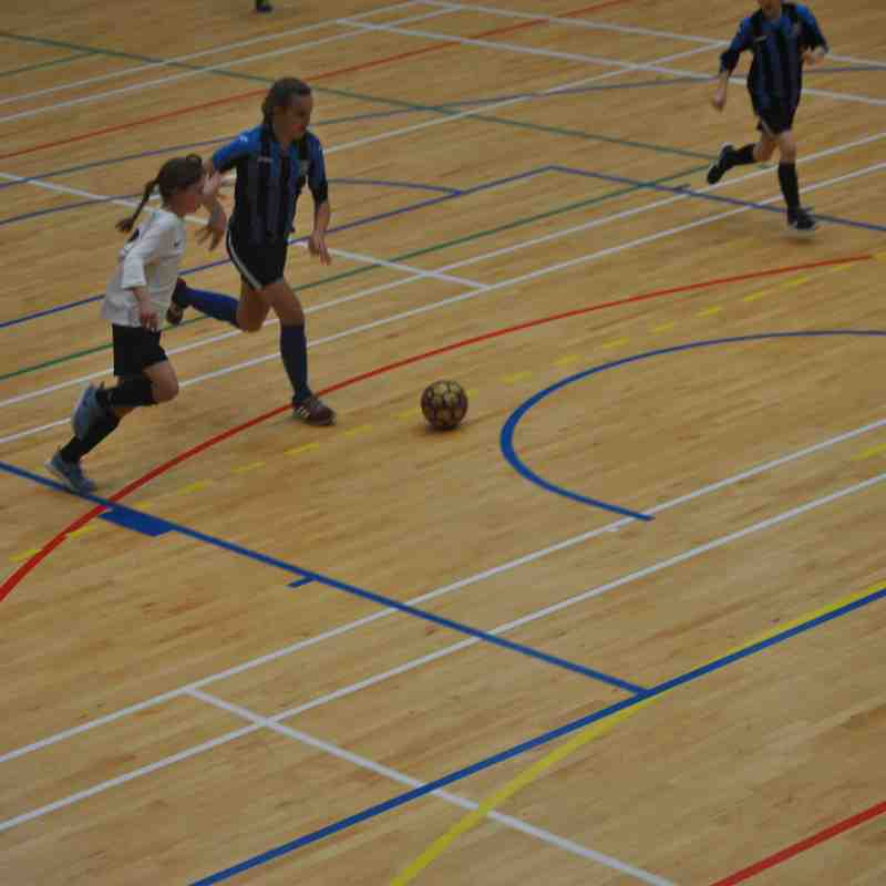 U11 Highlights Futsal at the Copper Box Arena Apr 17
