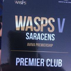 Farnham Royal RFC Trip to Wasps v Saracens