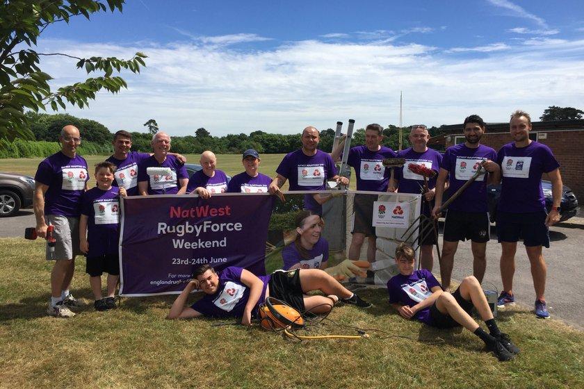 NatWest RugbyForce Weekend - June 2018