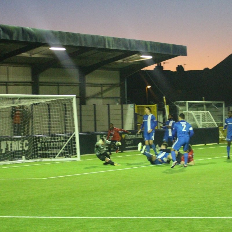 Glossop North End (Home)
